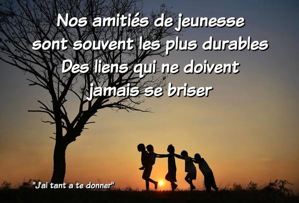 Citation Amie D Enfance Forumhulp